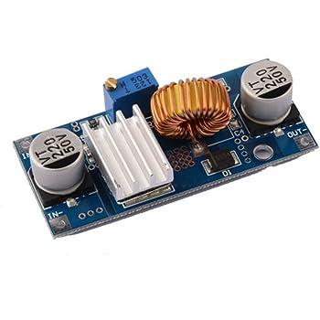 Dosige LM2596S-ADJ Stromversorgung Module DC-DC Einstellbare Buck-Modul Converter 3,0-40V bis 1,5-35V f/ür Arduino