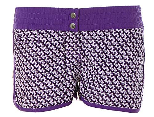 Protest Damen Badeshorts Boardshorts Strandshorts Shorts -Emmy- Lila XS