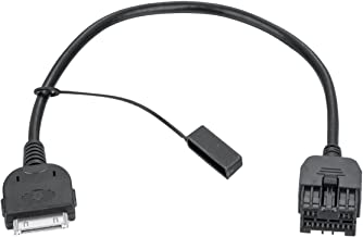AUX Cable For Nissan Maxima Cube 284H2-ZT50A For Ipod Radio Interface Cable