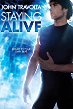 staying alive blu ray