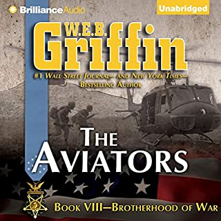 The Aviators audiobook cover art