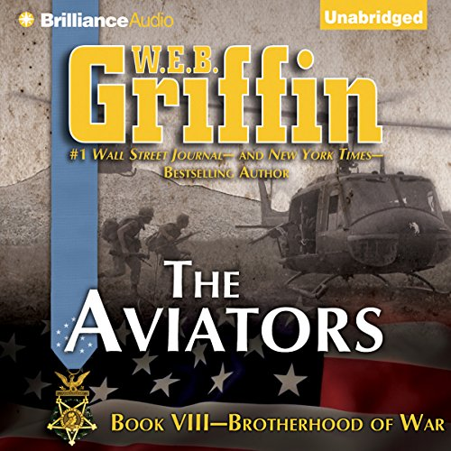 The Aviators audiobook cover art