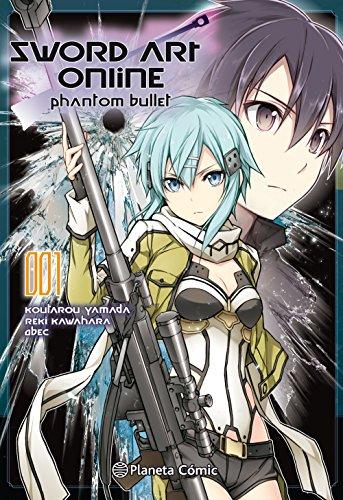 Sword Art Online Phantom Bullet nº 01/03 (Manga Shonen)