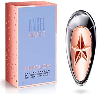 Thierry Mugler Angel Muse Edp Vapo Refillable 50 Ml 1 Unidad 500 g