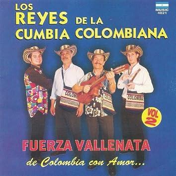 De Colombia Con Amor, Vol. 2