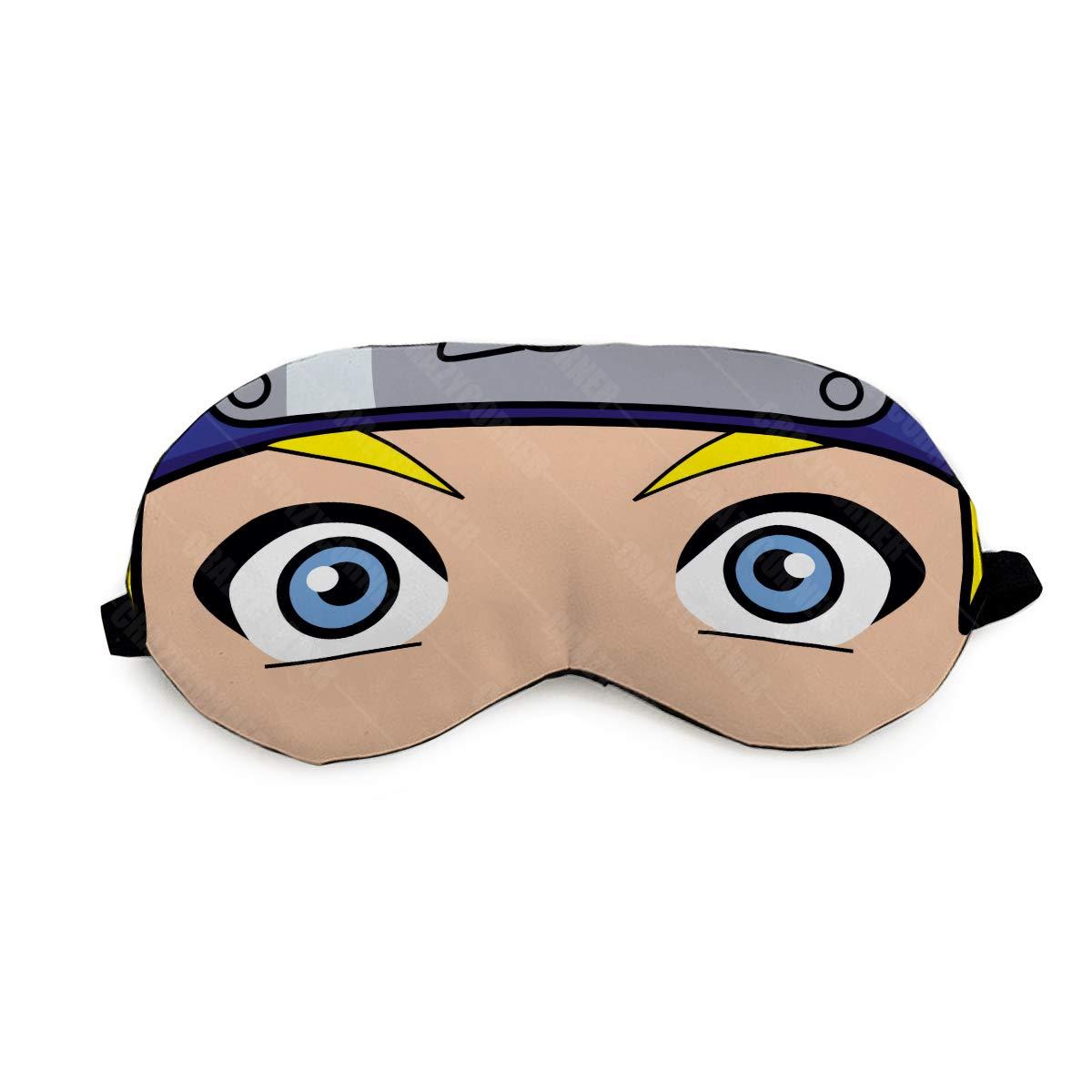 Naruto Anime Printed Eye Mask/Sleep Mask Merch