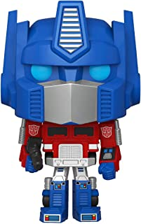Funko Pop! Juguetes retro: Transformers - Optimus Prime