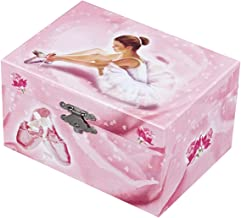 Trousselier Music Box Ballerina (Pink)