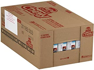 Quaker Chewy Chocolate Chip Granola Bar, 0.84 Ounce - 8 per pack -- 12 packs per case.
