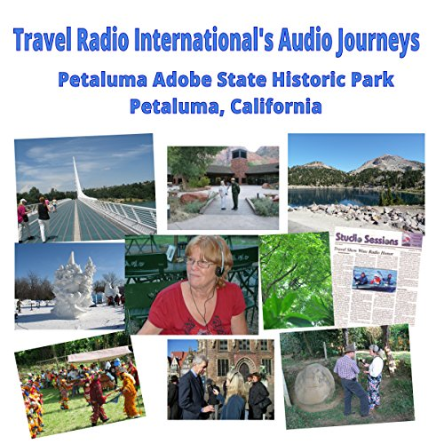 Petaluma Adobe State Historic Park cover art