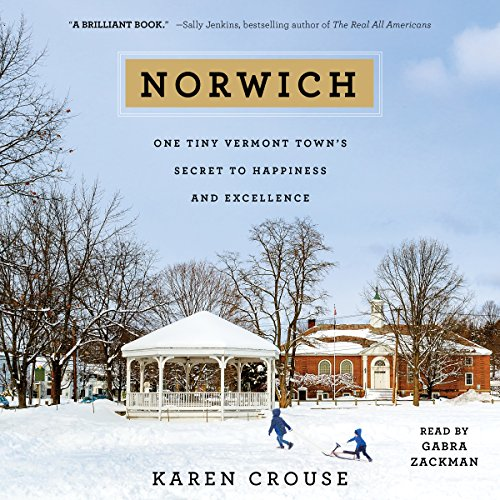 Norwich audiobook cover art