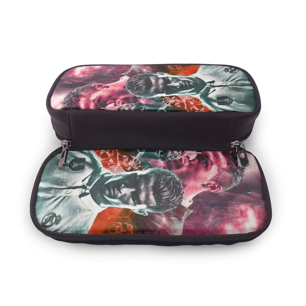 Kjanqa Pwryl Estuche Funda Big Capacity High Capacity Pen Pencil Pouch Box Organizer Practical Bag Holder With Zipper For School & Office - 7.88X3.54X1.58 Inches: Amazon.es: Oficina y papelería