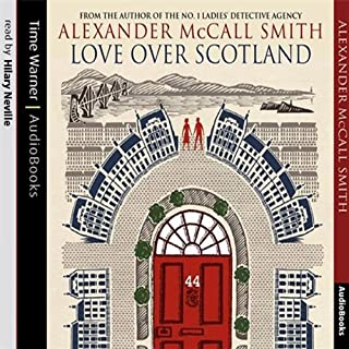 Love over Scotland Titelbild
