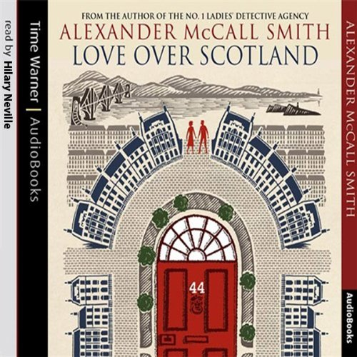 Love over Scotland cover art
