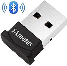 iAmotus Adaptador de Bluetooth, Adaptador USB Bluetooth V4.0
