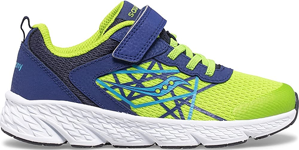 Saucony Wind Alternative National New arrival products Closure Running Shoe Navy 1 Wid Green