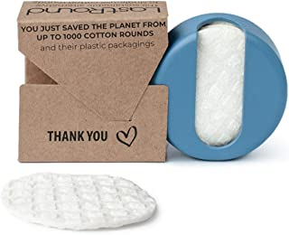 LastRound Reusable Cotton Pads - Eco friendly alternative to single use cotton rounds - Made in Denmark - Consists of 7 re...