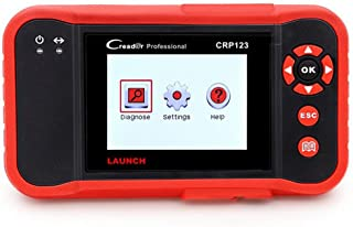 Launch CRP123 OBD2 Scanner ABS SRS Transmission and Engine Code Reader Diagnostic Scan Tool Update Online Shipping from AU...