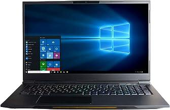"""CUK MECH-17 Gaming Laptop (Intel i7-9750H, 32GB RAM, 1TB NVMe SSD + 2TB HDD, NVDIA GeForce RTX 2070 8GB, 17.3"""" Full HD 144..."""