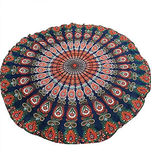 Kathlen Mujer Bufanda de playa Bufanda de seda de estilo europeo y...