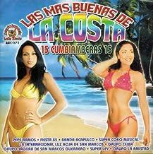 Las Mas Buenas De La Costa (15 Cumbiamberas) Arc-171