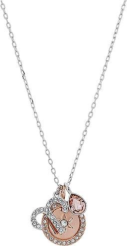 Swarovski - Zodiac Pendant Aries Necklace