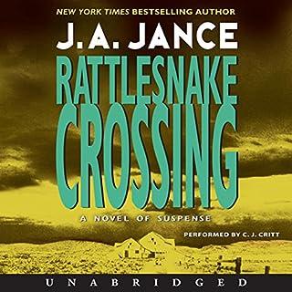 Rattlesnake Crossing audiobook cover art