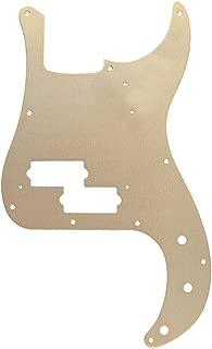 fender gold anodized pickguard