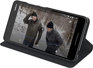 Nokia 2V and Nokia 2.1 Flip Cover - Cream (Renewed)