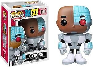 Funko POP TV: Teen Titans Go! - Cyborg Action Figure