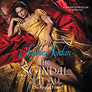 The Scandal of It All audiobook cover art
