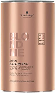 Schwarzkopf Professional Blondme, Premium Lift 9 Plus, 15.8 Ounce