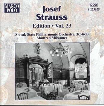 STRAUSS, Josef: Edition - Vol. 23