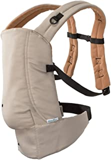 Evenflo Natural Fit Soft Carrier, Khaki OrangeClick to see price