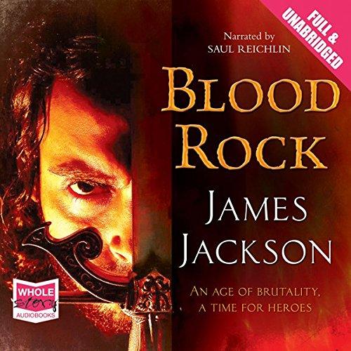 Blood Rock cover art