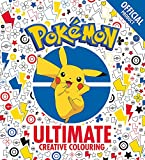 The Official Pokemon Ultimate Creative Colouring