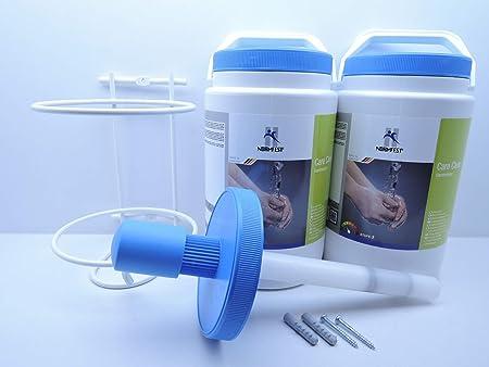 Normfest Handwaschpaste Waschpaste Handreiniger Reiniger Care Clean 3l 3 Auto