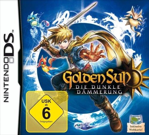 Golden Sun: Die dunkle Dämmerung [Importación alemana]