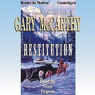Restitution audiobook cover art
