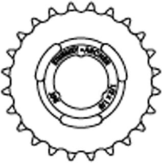 Sturmey-Archer 3-Speed Dished Cog 3-Spline 1/8