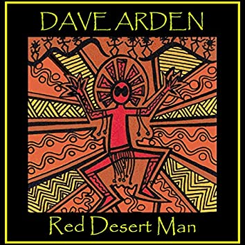Red Desert Man