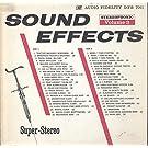 Sound Effects, Volume 3