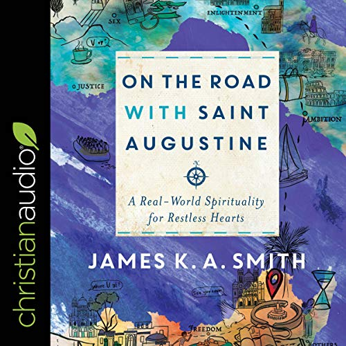 On the Road with Saint Augustine audiobook cover art