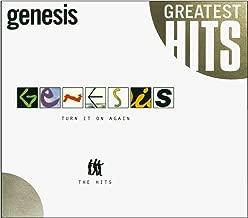 Genesis – Turn It On Again - The Hits - Audio CD (1999)