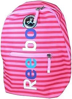 Reebok BTS GR BCKP 1 - Mochila para niños, Color Azul/Amarillo