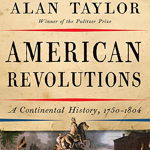 American Revolutions audiobook cover art