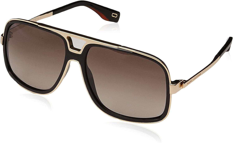 Marc Jacobs MARC 265 S BLACK LIGHT BROWN SHADED women Sunglasses