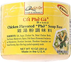 Quoc Viet Foods Chicken Flavored Pho Soup Base 10 oz Cot Pho Ga Brand