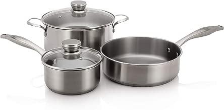 Best stainless steel cookware black friday deals Reviews