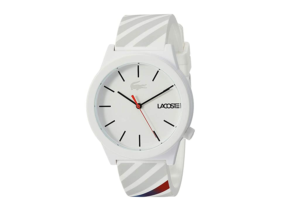 Lacoste 2010935 - MOTION (White) Watches